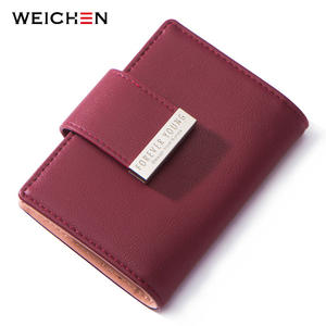 WEICHEN Card Holders Credit Card Wallet Cover Case