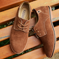 Men's Shoes brand men shoes casual Lace-Up genuine leather shoes Flats oxfords shoes comfortable for chaussure