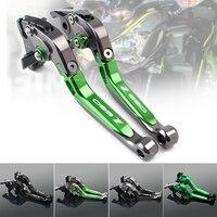 BXMOTO Motorcycle Accessories Adjustable Folding Extendable Brake Clutch Lever For Kawasaki Z650 Z 650 2017 Clutch