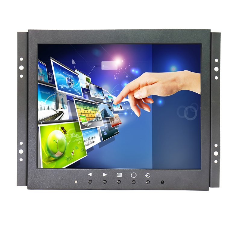 Open frame industrial 9.7 inch touch screen monitor with resistive touch screen for industrial medical 17 inch touch screen 5 wire resistive touch screen industrial industrial touch screen screen