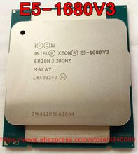 Intel Xeon CPU E5-1680V3 QS version 3.20GHz 8-Cores 20M LGA2011-3 E5-1680 V3 processor E5 1680V3 free shipping E5 1680 V3(China)
