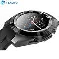 NB-1 MTK2502 TEMAYO Bluetooth Smartwatch Relógio Inteligente Com Monitor de Freqüência Cardíaca de Fitness Rastreador SMS Sync Para Android IOS NO. 1 G5