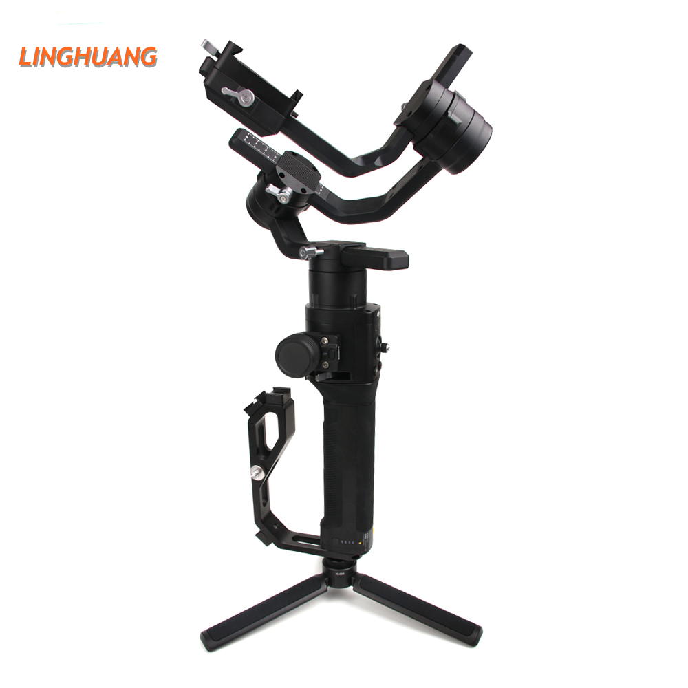 L Type Video Monitor Extension Mount For DJI Ronin S