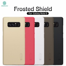 For Samsung Galaxy Note 8 Case NILLKIN Frosted Case For Galaxy Note 8 Note8 Hard Plastic