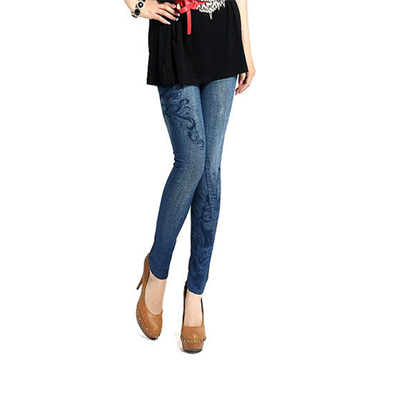 Sexy Women Lady Casual Jeans Skinny Jeggings Stretchy Slim   Leggings   Pants Trousers D1