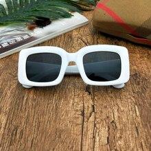 MIZHO New Fashion Cool Square Style Women Rectangle Men Sunglasses