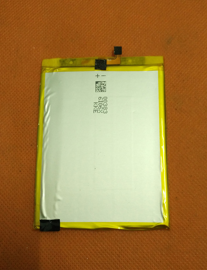 Used Original Battery Batterie Batterij Bateria 3000mAh For Elephone S7 Helio X20 Deca Core 5.5'' FHD
