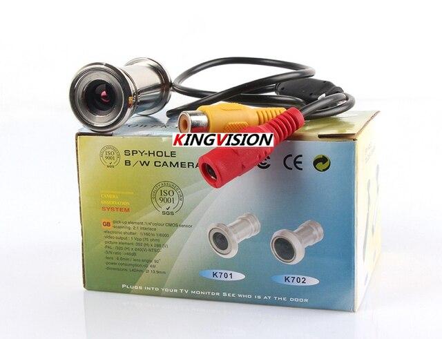 Bid discount 800TVL 1/4CMOS Door cat Eye Hole Install Mini Camera 3.6mm lens CCTV Security Surveillance vidicon home Video metal
