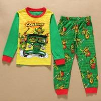 Long Sleeve Kids Pajamas Winter Warm Thicken Pijamas Kids Christmas Pajamas Boys Baby Pyjamas Baby Boy