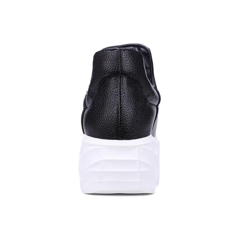 34 Décoration Taille Femmes Plate Métal Les Ribetrini En Plat blanc Marque Grande Baskets forme Noir 43 Chaussures Sur Nouvelle Dames Slip xqTfPtwzIf