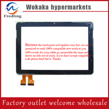 Original New 10.1″ 3Q Qoo! Q-pad RC1018C Tablet Capacitive touch Screen panel Digitizer Glass Sensor replacement Free Shipping