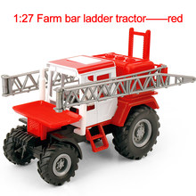 Farm bar ladder tractor toy cars toys for children scale Models the tipping bucket car 1:27(China)