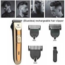 Профессиональный триммер для волос, машинка для стрижки волос для мужчин, электрический резак для бороды, машинка для стрижки волос, беспроводная стрижка, проводная