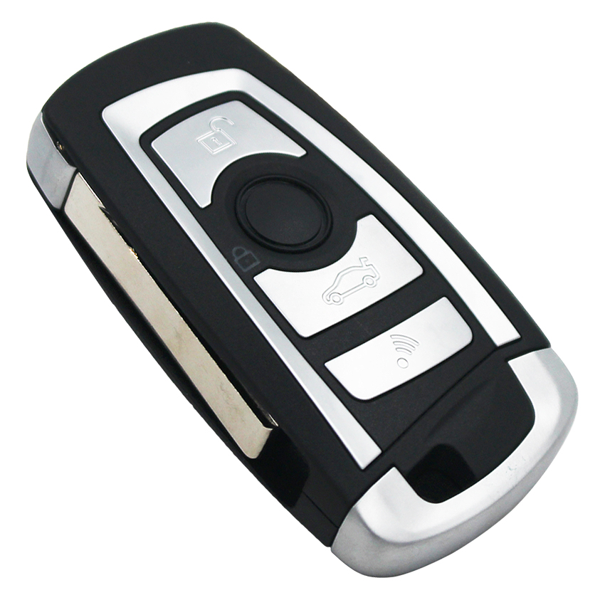 Image 3 - 3 Button Flip Remote Key 315MHZ / 433MHZ ID44 PCF7935AA Chip for BMW EWS 325 330 318 525 530 540 E38 E39 E46 M5 X3 X5 HU92 Blade-in Car Key from Automobiles & Motorcycles