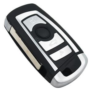 Image 3 - 3 Button Flip Remote Key 315MHZ / 433MHZ ID44 PCF7935AA Chip for BMW EWS 325 330 318 525 530 540 E38 E39 E46 M5 X3 X5 HU92 Blade