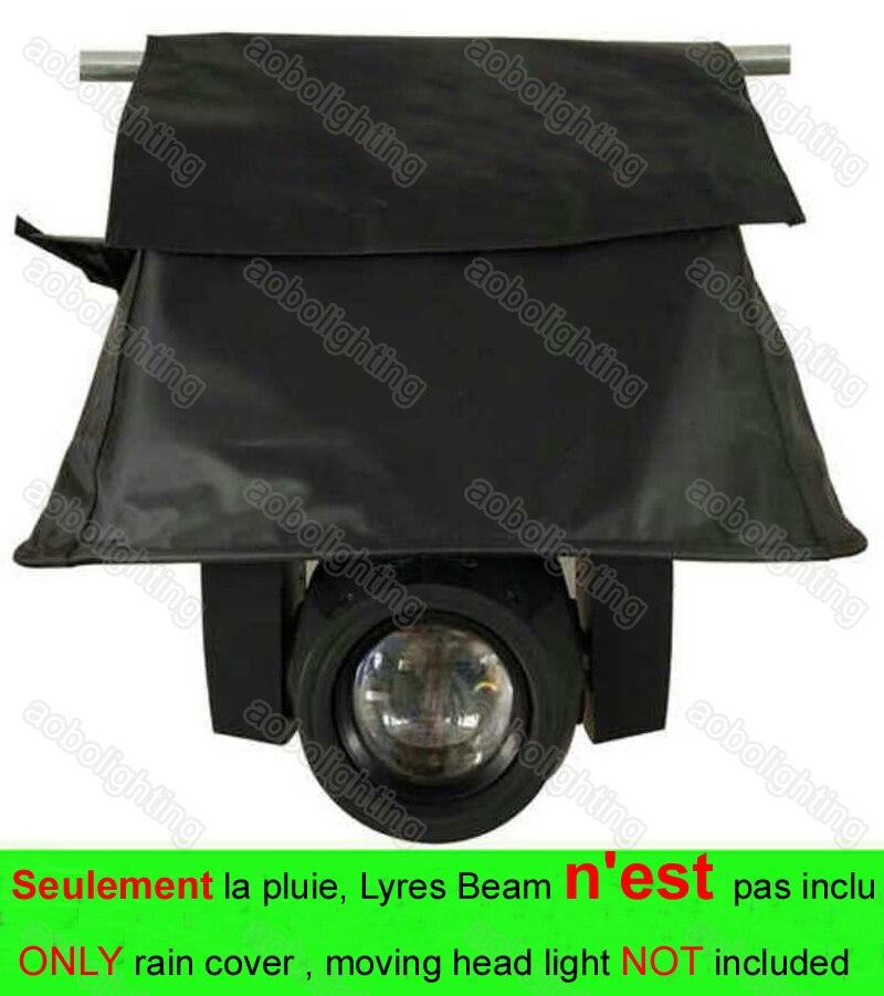 16X protecteur de pluie pour 200W 5R Lyres Beam housse de pluie Lumiere & Scene eclairage ACCESSOIRES PROJECTEUR THEATRE effets ...