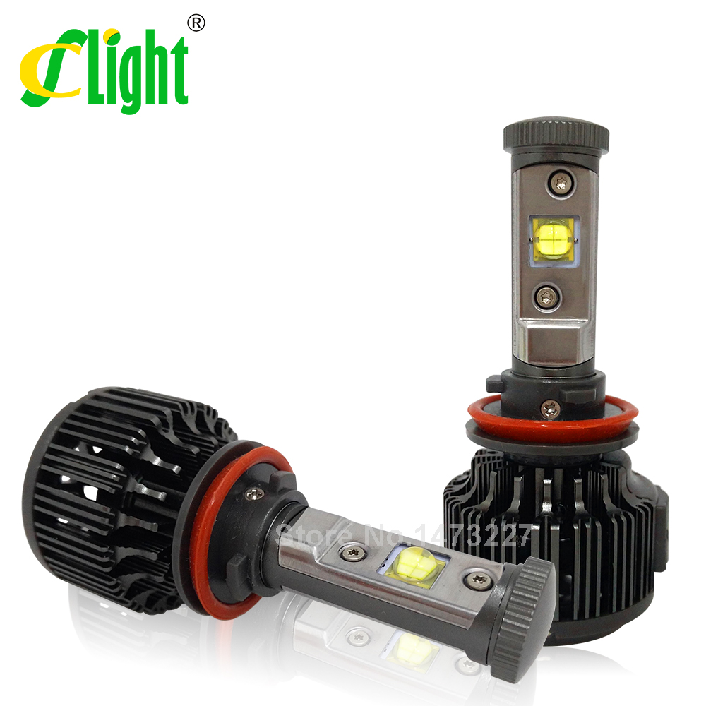 Super Bright 7200LM H11 H8 Car Led Headlight Conversion Kit Auto Head Fog DRL font b