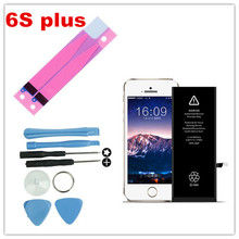 OEM For Iphone 6S plus battery real 2750mah Li-ion mobile replacement batteria for Iphone 6sp