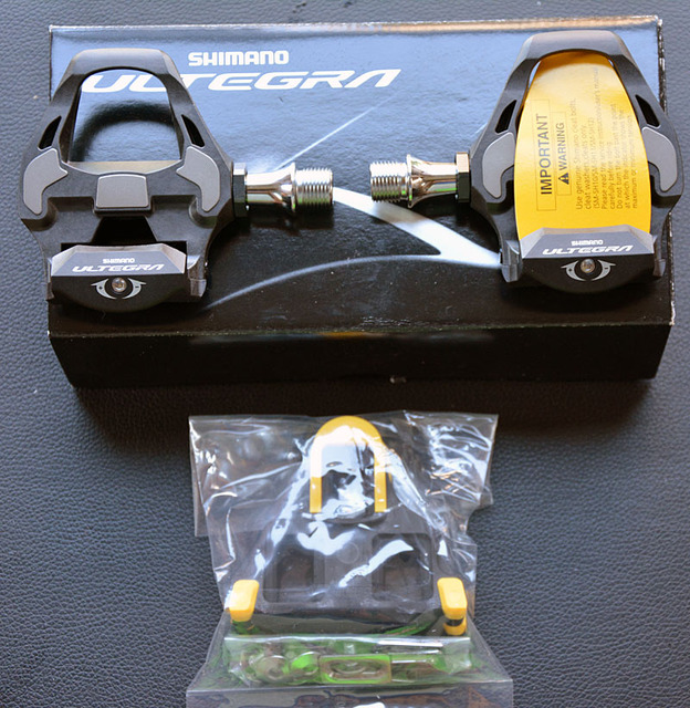 b5c8c8d47b5 SHIMANO ULTEGRA pedal R8000 PD - R8000 pedals Carbon Self-locking pedal  Road cycling bicycle Bike foot pedal