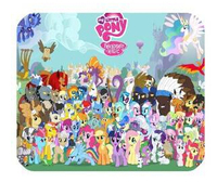 Free Ship2015 New Design Custom Doormats Bedroom Coussin My Little Cartoon Pony Series Carpets Bathroom Cartoon