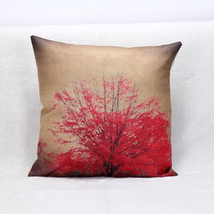 sofa box cushion covers macy s sleeper 45 45cm cover linen throw pillow home decorative case square chair car pillows decor