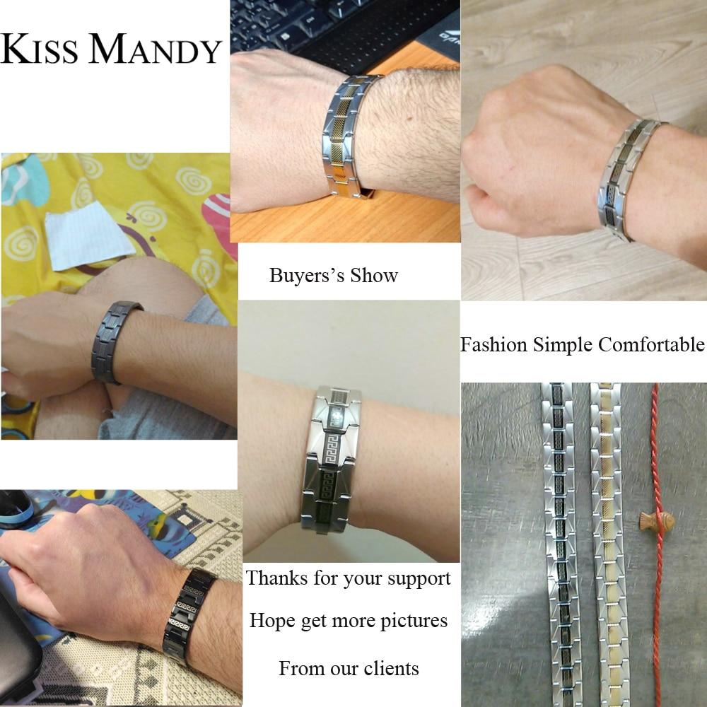 KISS MANDY Νέα μόδα βραχιόλια μόδα - Κοσμήματα μόδας - Φωτογραφία 6