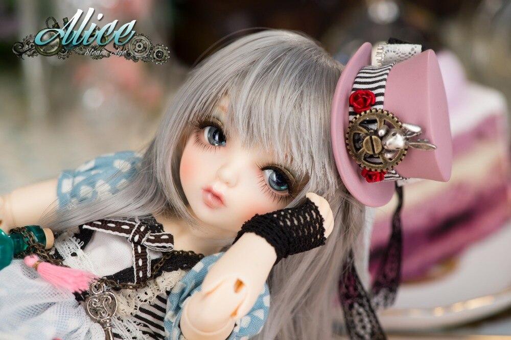 OUENEIFS Шу Littlefee Fairyland БЖД sd 1/6 модель тела reborn для маленьких девочек мальчиков глаза куклы Высокое качество игрушки магазин