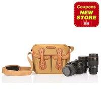 CADeN Camera Shoulder Bag Vintage DSLR Camera Strap Case Casual Shoulder Messenger Pack For Canon Nikon