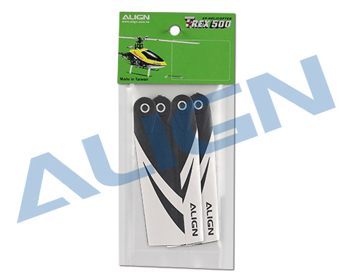 align trex 78 Tail Blade HQ0773A Trex 500 Spare Parts Free Shipping with Tracking