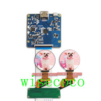 AMOLED Display 1.39 inch 400*400 Round Circle Circular OLED LCD Module Screen H139BLN01.0 with MIPI Interface