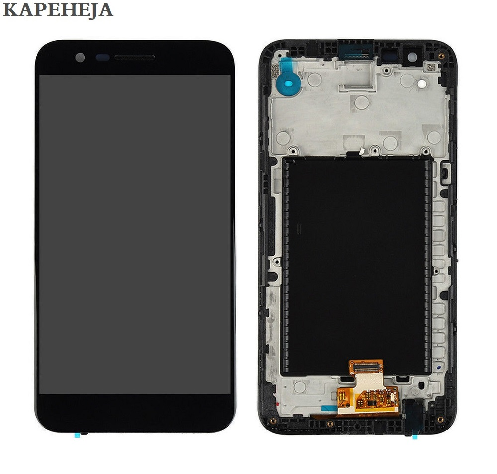 5.3For LG K20 Plus MP260 TP260 VS501 LCD Display Touch Screen Digitizer Assembly with Bezel Frame5.3For LG K20 Plus MP260 TP260 VS501 LCD Display Touch Screen Digitizer Assembly with Bezel Frame