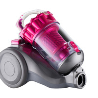 Horizontal mute without large power and strong suction Vacuum cleaner household vacuum bucket bag