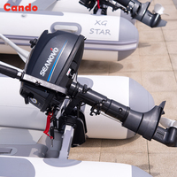 Original Boat Outboard Two Stroke Motor For Fishing Boats Inflatable Boats Yacht 4 Stroke Outboards High Horsepower Speed Engine