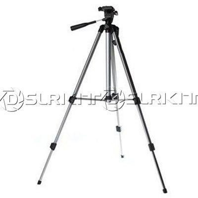 53''tripod PORTABLE for DSLR Canon Nikon Sony Panasonic