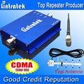 Celular Repetidor 850 Mhz CDMA Señal de Teléfono Celular Amplificador de Señal Booster Amplificador GSM 850 Repetidor de Telecomunicaciones CDMA 850 mhz S30