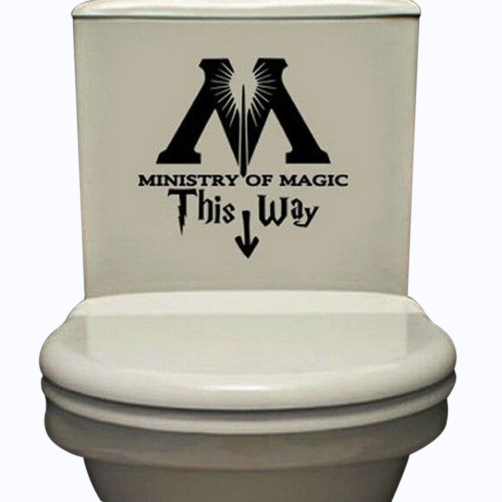 Support Wholesale Diy Ministry Of Magic This Way Vinyl