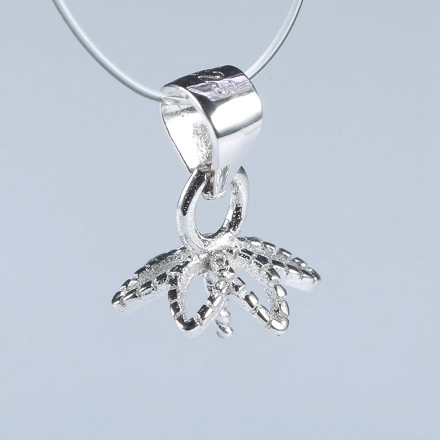 5pcslot sterling silver 925 women pendant clasp charms for 8 12mm 5pcslot sterling silver 925 women pendant clasp charms for 8 12mm pearl or audiocablefo