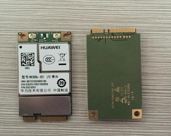 Module débloqué Huawei 4G LTE cat4 ME909s-821 (Mini PCIe) 4G 3G GPS GSM