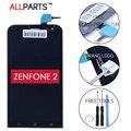100% Оригинал TFT 1280x720 Дисплей Для ASUS Zenfone 2 Laser ZE500KL Сенсорный ЖК-Экран Digitizer Ассамблеи ME500KL С Рамкой
