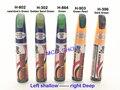 Зеленая серия-темно-зеленая перламутровая профессиональная ремонтная ручка для удаления царапин и ремонта автомобиля, прозрачная краска, ...