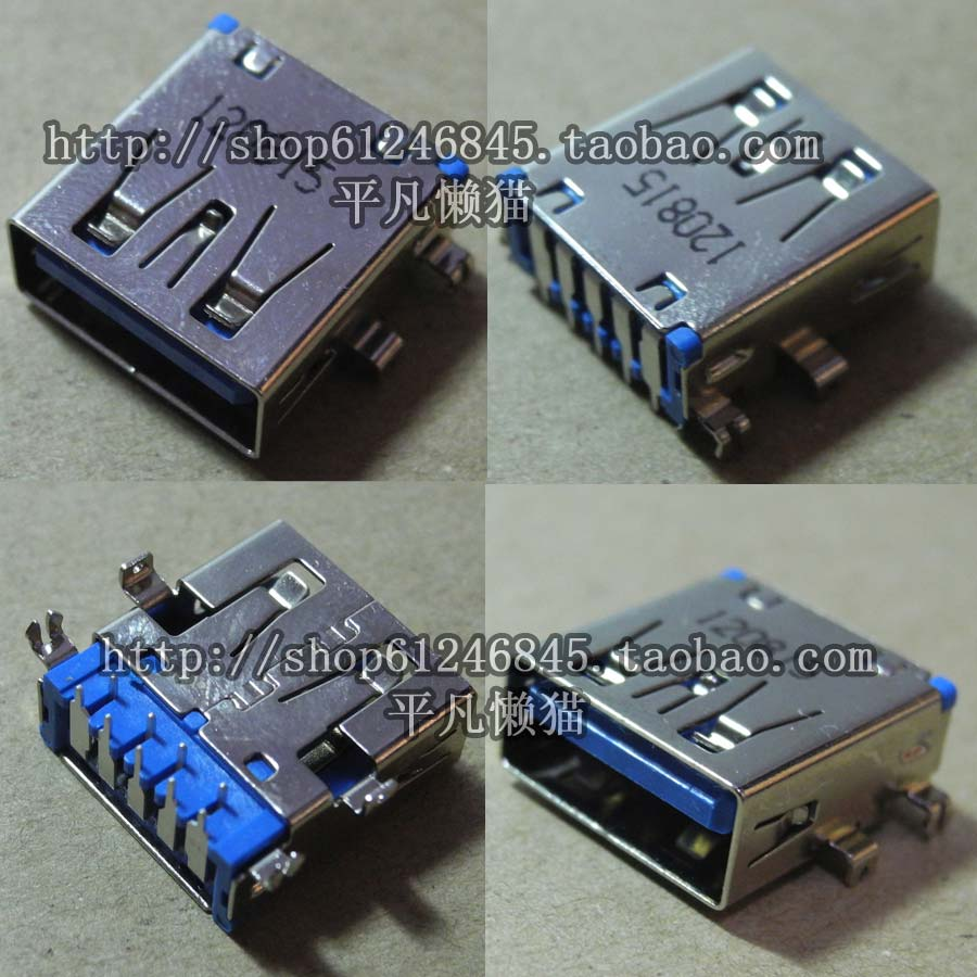 Free shipping ORIGINAL FOR Toshiba C850 C850D C855D C870D C875D L850 L850D L855D L870D L875D 3.0 USB INTERFACE image