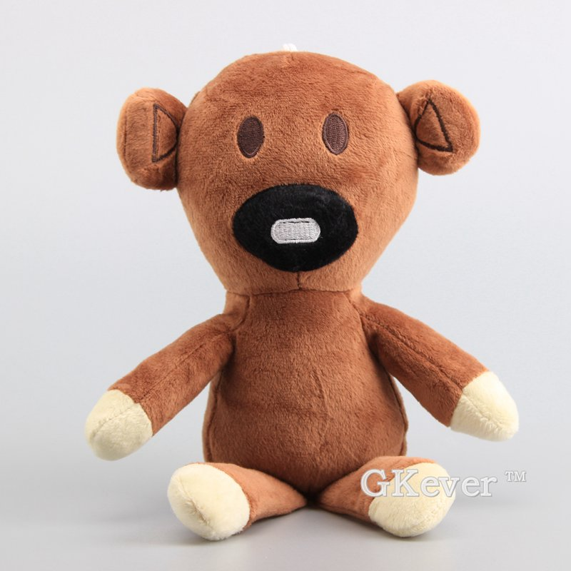 cartoon mr bean teddy bear plush toy dolls cute bear. Black Bedroom Furniture Sets. Home Design Ideas