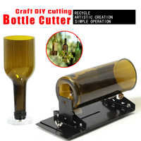 Adjustable Glass Bottle Cutter Machine Cutting Tool Wine Beer Glass Cutter For Jar Winebottle Recycle DIY Craft Tools Home Decor
