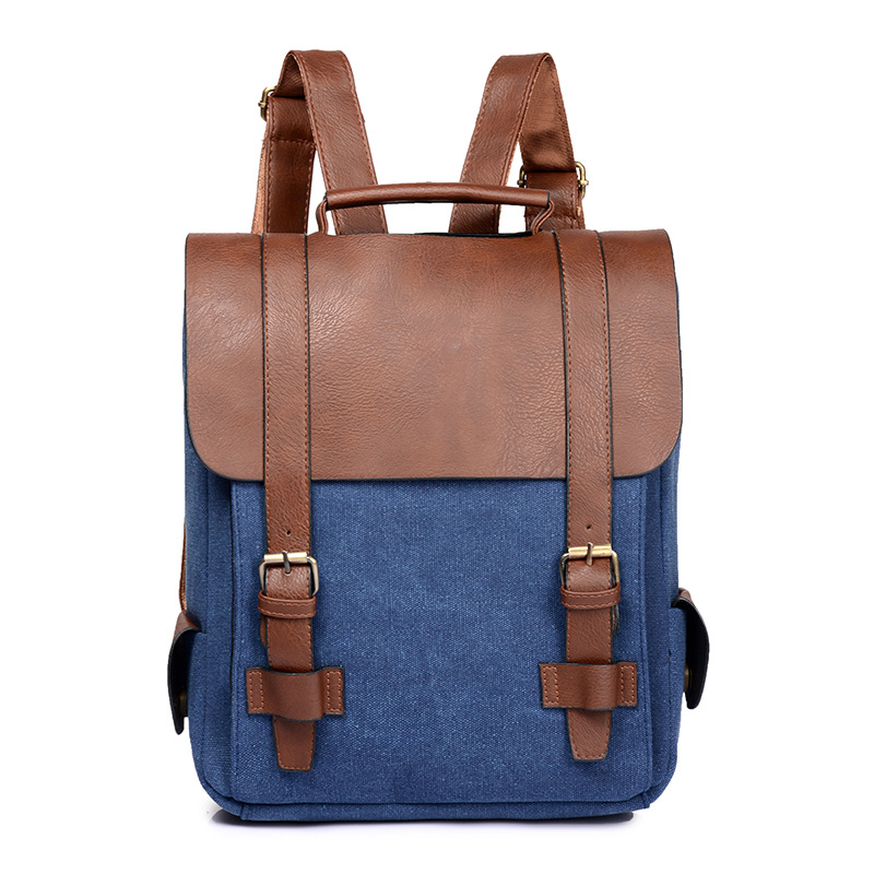 2018 New Style Hit Color Nylon Man&Woman's Backpack Fashion Students In School Bag Exquisite Mini Backpack Shopping Bags