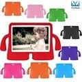 Yunai nuevo para samsung para galaxy tab 3 case cubierta de alta calidad de la tableta de 10.1 pulgadas case cubierta protectora case tableta de 10 pulgadas para los niños