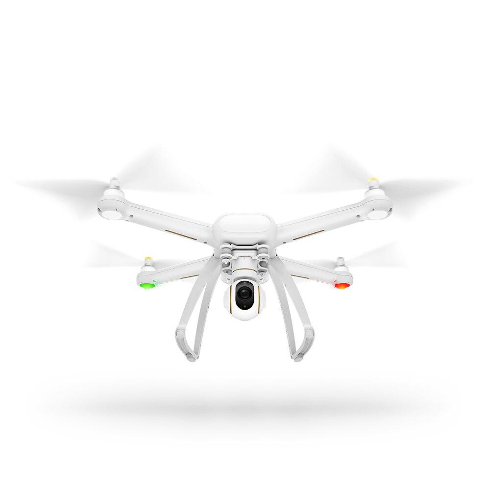 Оригинал Сяо mi дроны WI-FI приложение FPV камера 4k Мультикоптер Дрон 3 оси GimbalHelicopter gimbalhelicopter видео записи радиоуправляемые игрушки