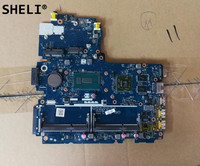 SHELI For HP 450 G2 Motherboard with I3 5010U cpu ZPL40 / ZPL50 / ZPL70 LA B181P 799560 001