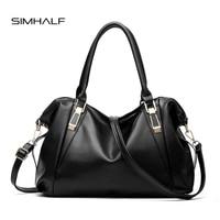 CIKER Brand Women Handbag Female PU Leather Bags Handbags Ladies Portable Shoulder Bag Office Ladies Hobos