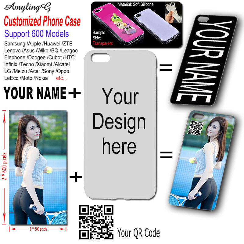 Customized Soft Case For infinix Hot S3X S2 Pro 3 4 Lite 5 6 Pro