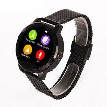 V360 Смарт-часы SmartWatch с функцией Siri поддерживает голландский Иврит смартфон для iPhone 6 6 S Huawei Android IOS PA364